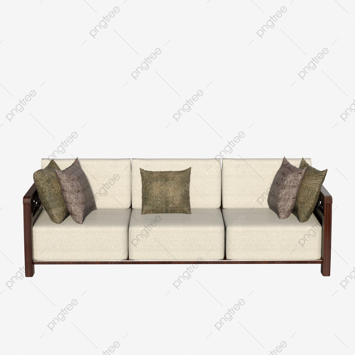 Groovy Solid Wood White Fabric Bench Sofa Solid Wood White Machost Co Dining Chair Design Ideas Machostcouk