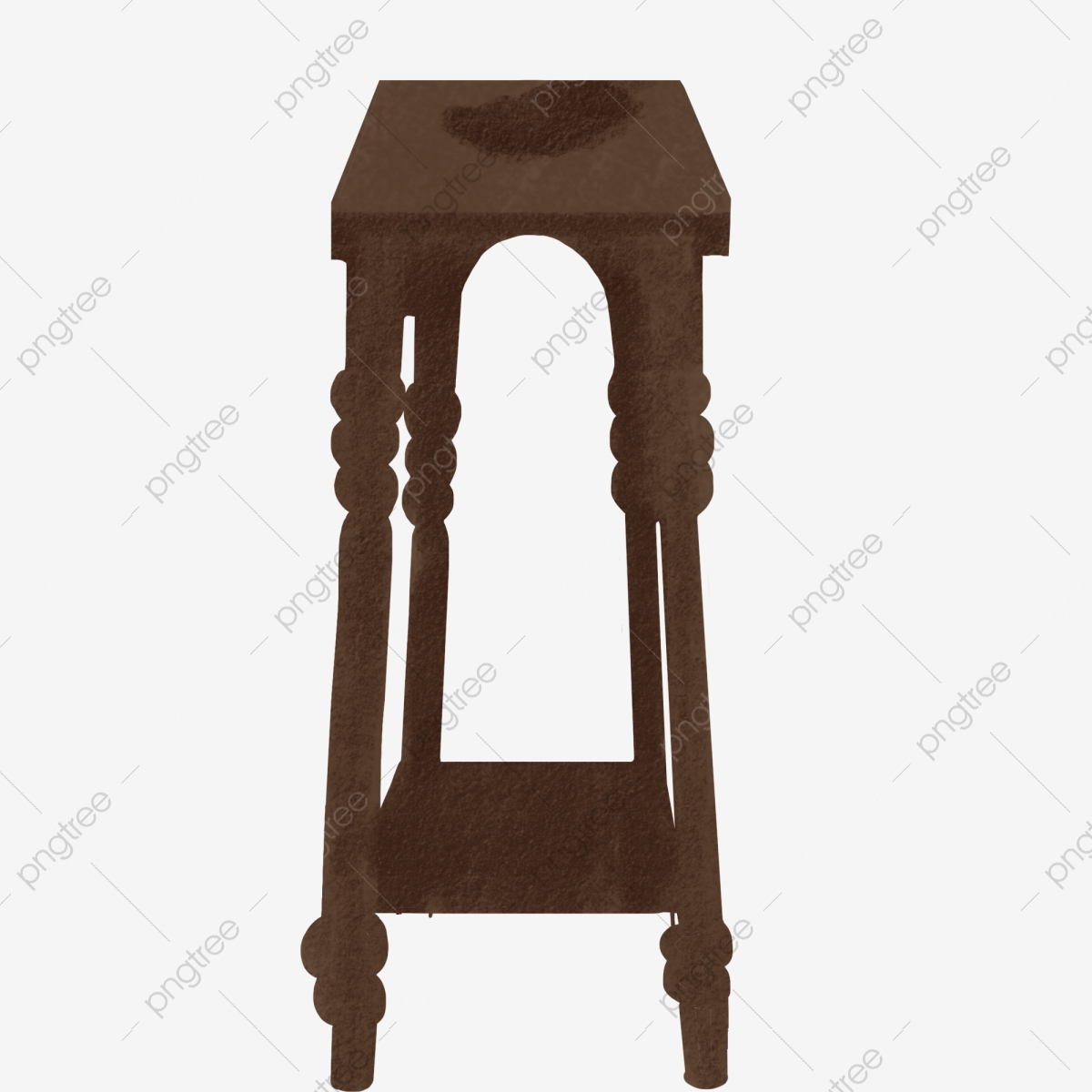 Excellent A Wooden Cartoon Stool Stools Wooden Goods Png Alphanode Cool Chair Designs And Ideas Alphanodeonline