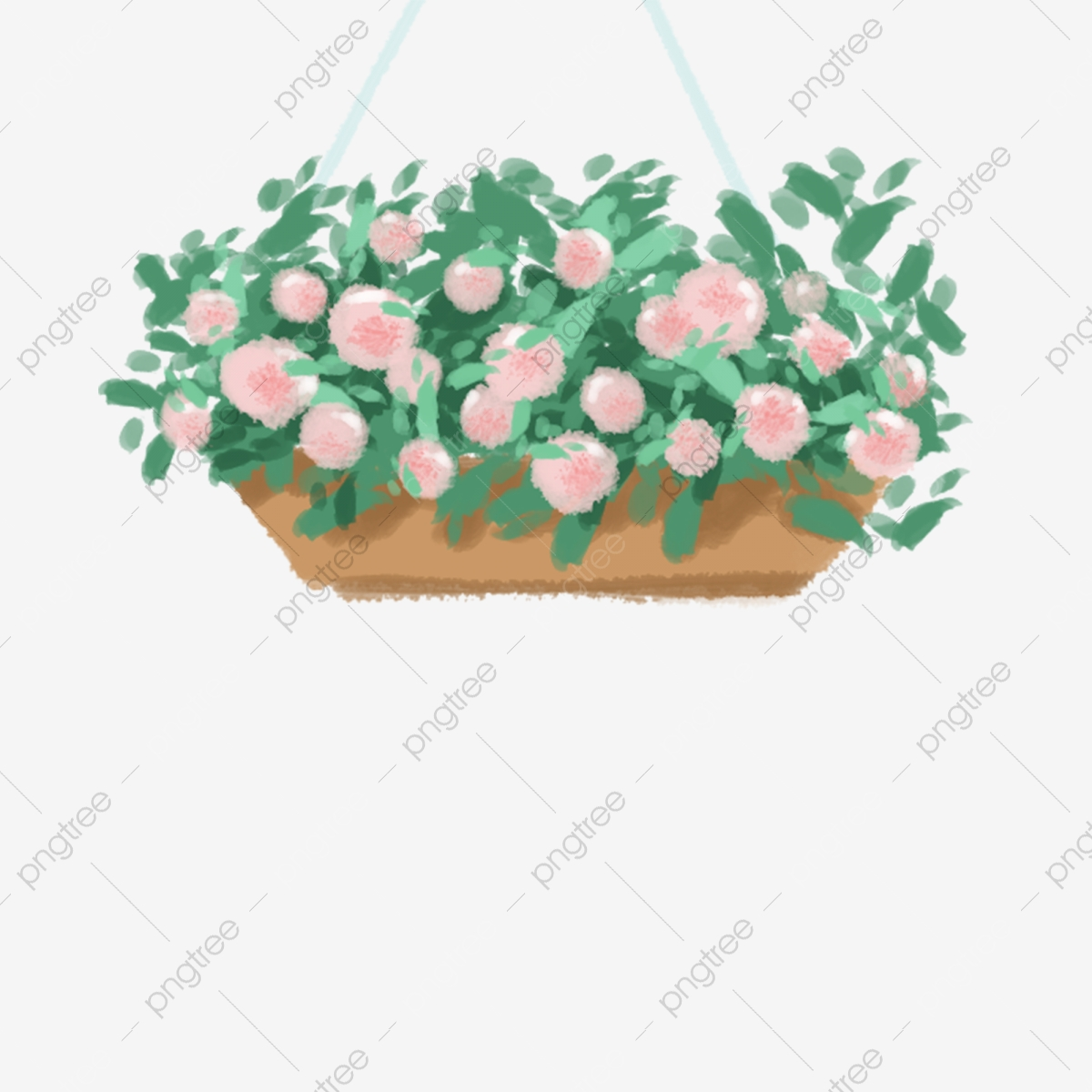 Vector Picket Fence With Spring Flowers And Watering Can Royalty Free  Cliparts, Vectors, And Stock Illustration. Image 31901898.