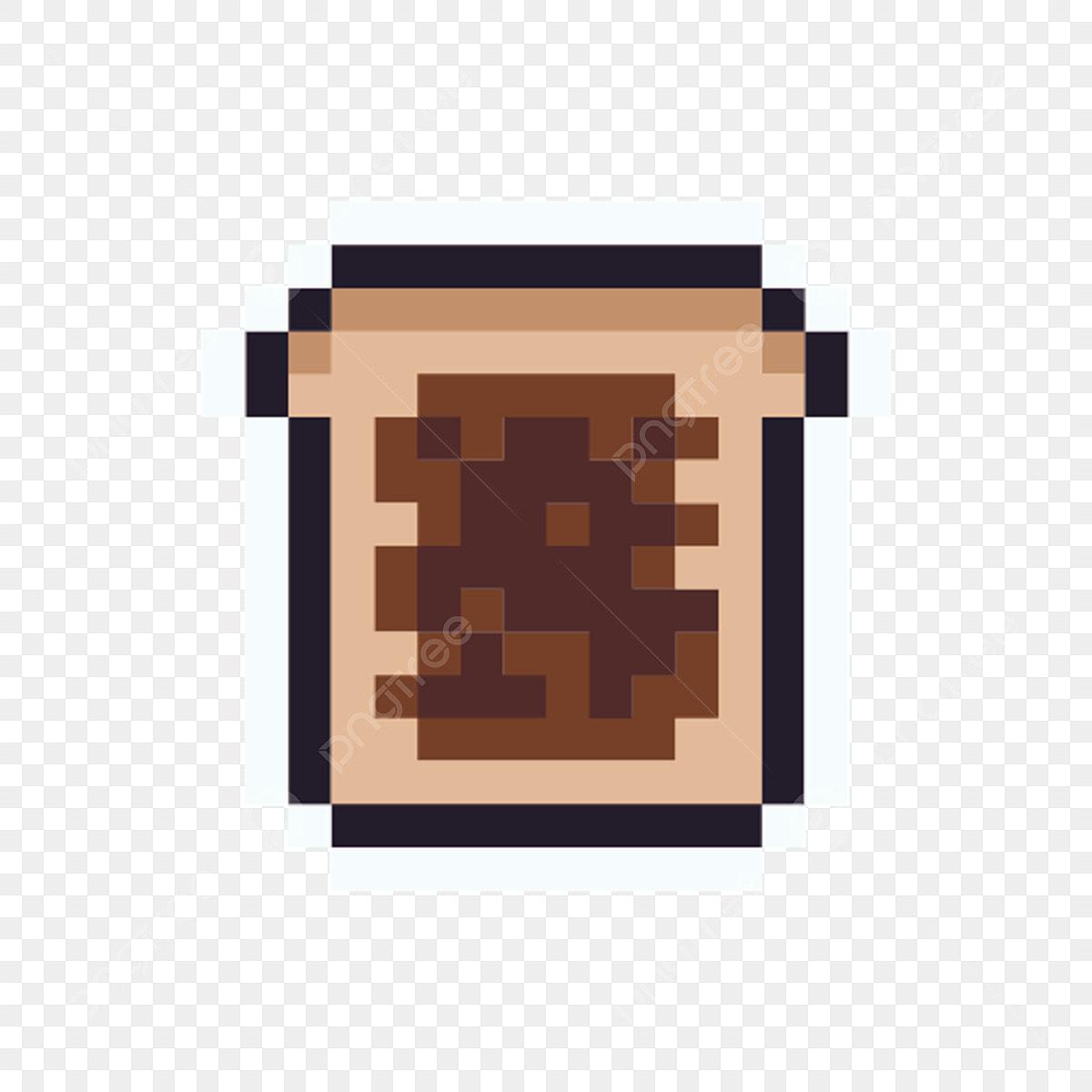 Pain Pixel Icon Dessin Anime Simple Style Arcade Nourriture De La Faim Dessin Anime Simple Bouton Pixel Fichier Png Et Psd Pour Le Telechargement Libre