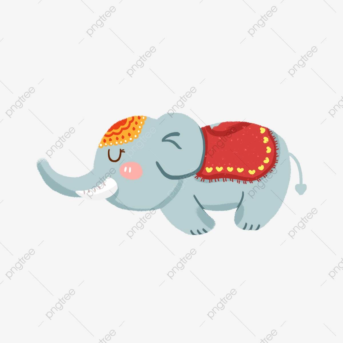 Cartoon Animal Elephant Png Circus Clipart Elephant Grey Png Transparent Clipart Image And Psd File For Free Download Drawing, cartoon elephant, comics, mammal, cat like mammal png. pngtree
