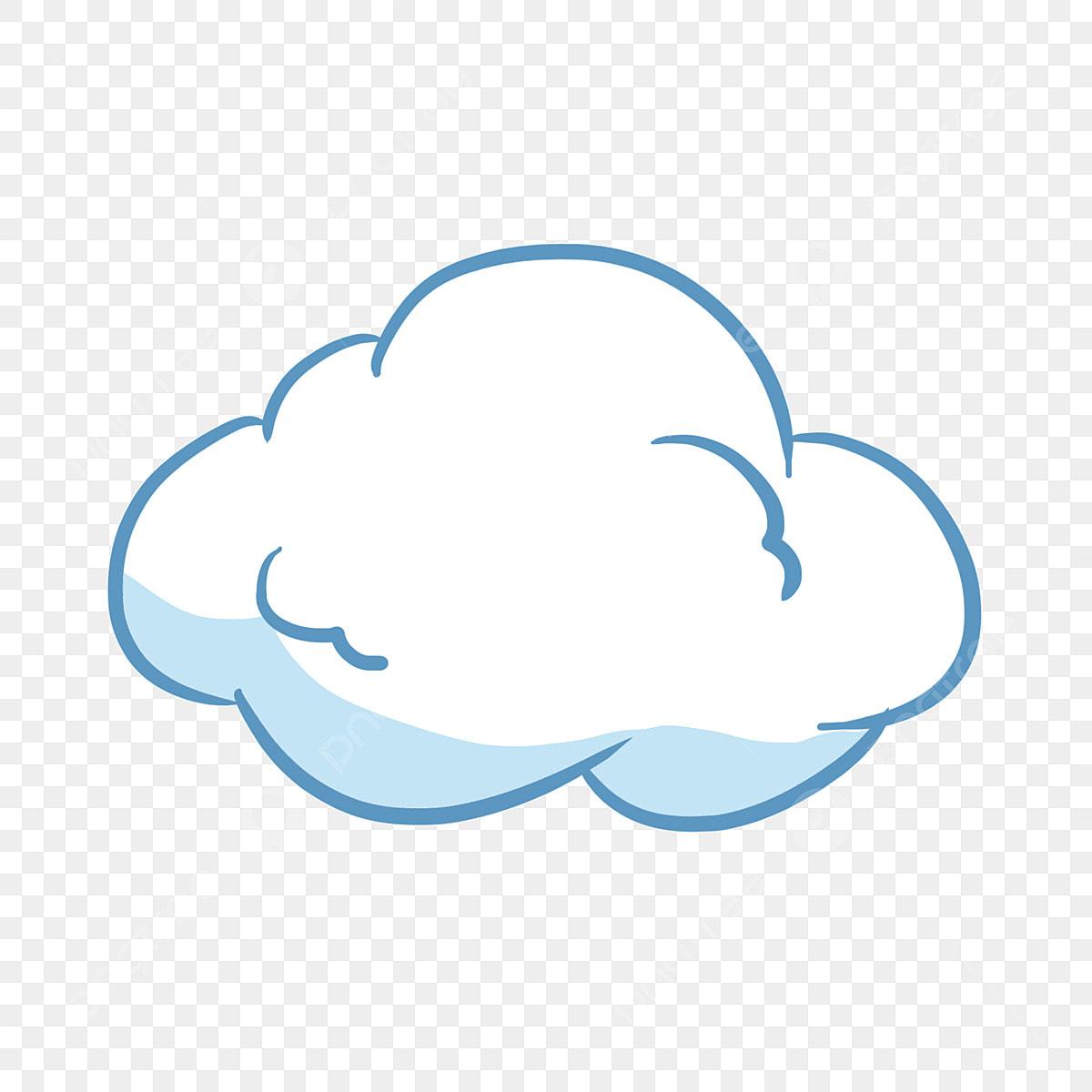 gambar awan kartun awan mudah kartun comel mudah percuma awan png dan psd untuk muat turun percuma https ms pngtree com freepng cartoon blue cloud free 4492454 html