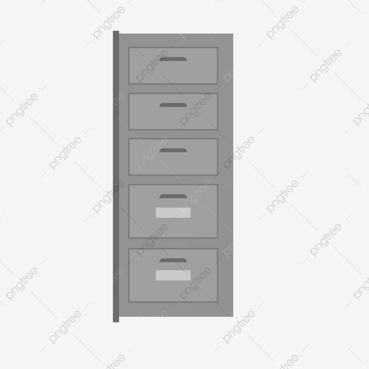 Cartoon Filing Cabinet Png Download Business Style Office Cabinet Filing Cabinet Png Transparent Clipart Image And Psd File For Free Download