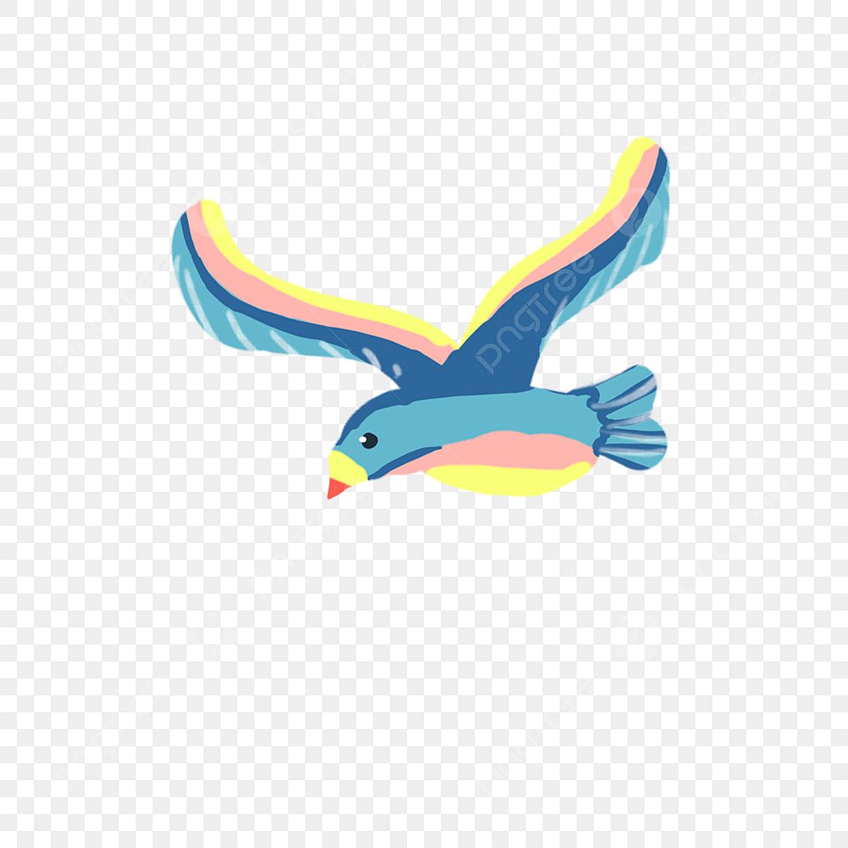 Kartun Binatang Burung Burung Camar Burung Burung Burung