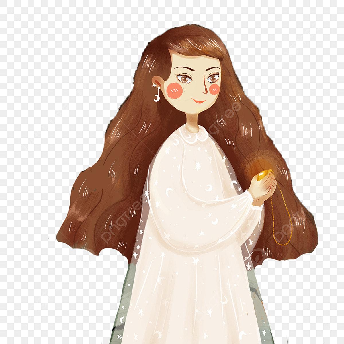Gambar Kartun Wanita Rambut Panjang Gambar Hari Dewi Hari Wanita Wanita Kartun Kecantikan Rambut Panjang Panjang Muat Turun Png Kartun Png Dan Psd Untuk Muat Turun Percuma