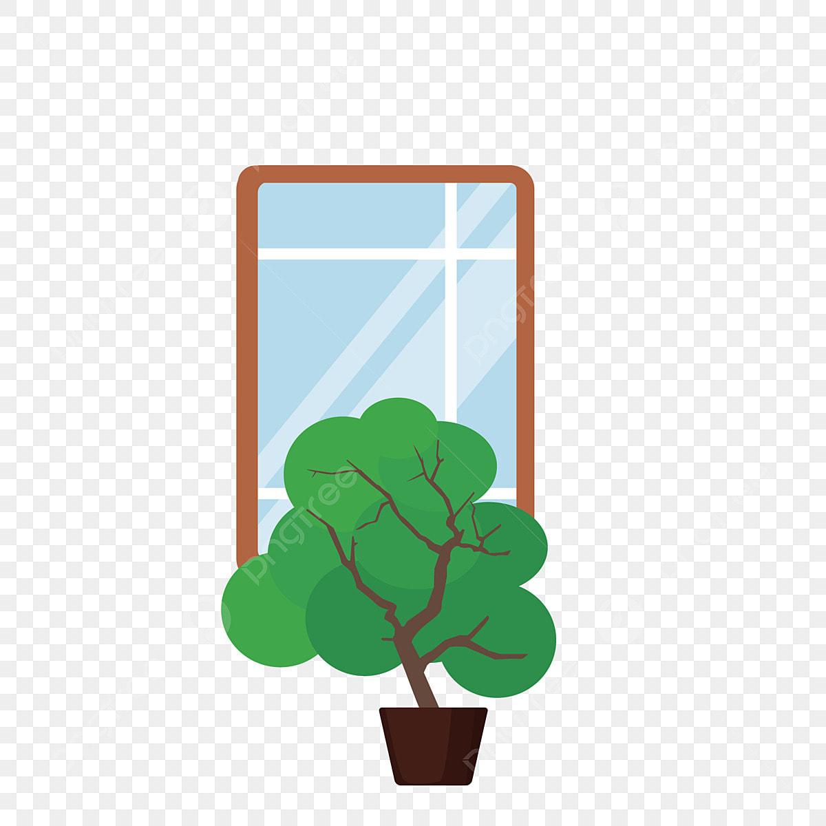 Meubles Miroirs Plantes En Pot Plantes Vertes Plantes
