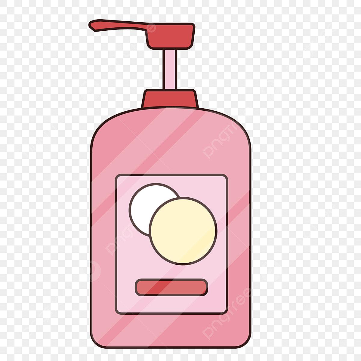 Sanitizer Bottle Clipart