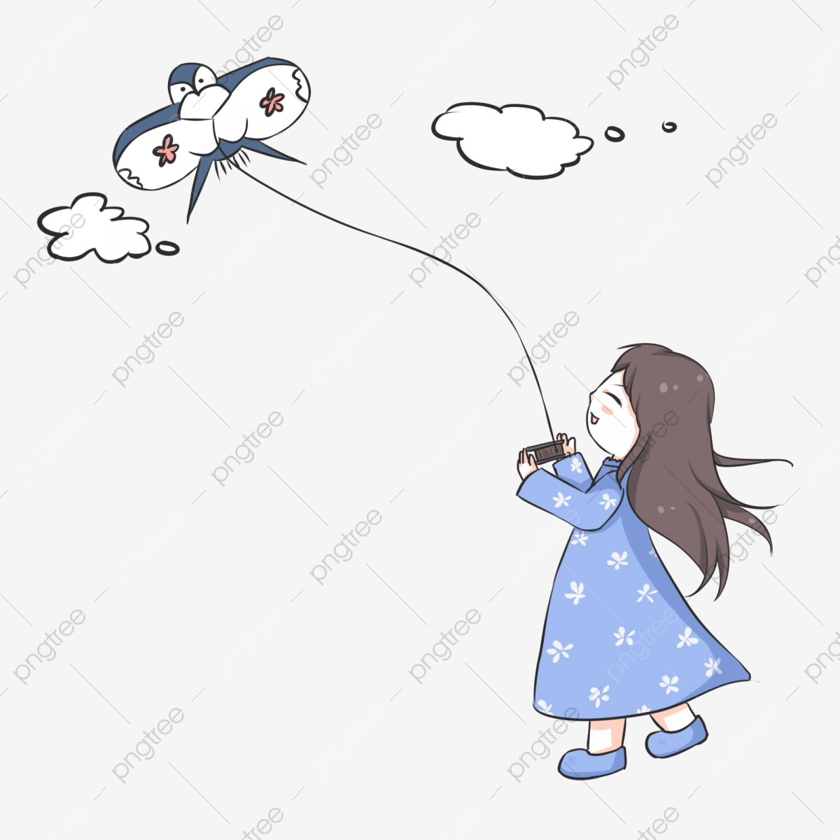 Funny Doodle Kids Stock Illustration - Download Image Now - iStock