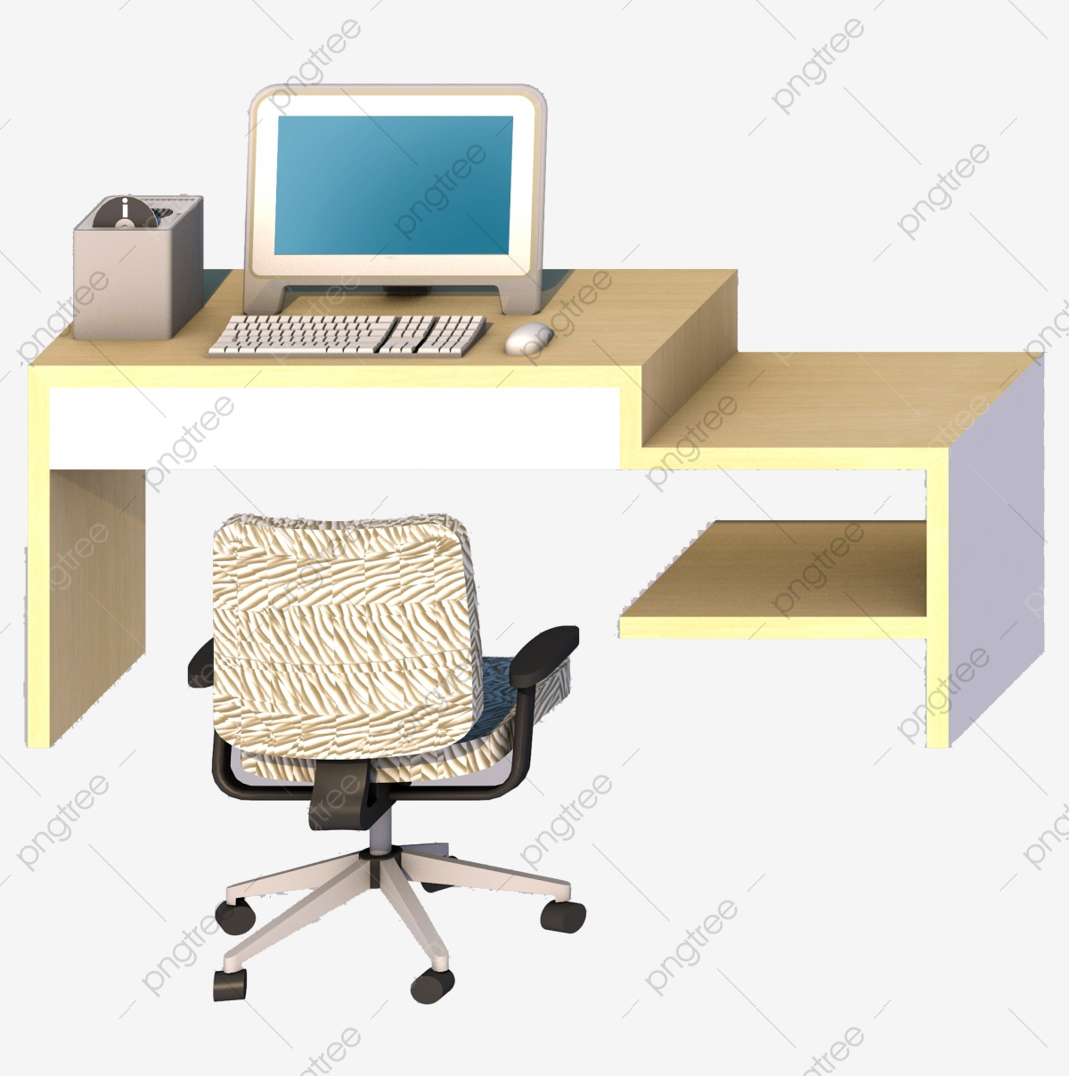 Computer Desk Png Images Vector And Psd Files Free Download On Pngtree