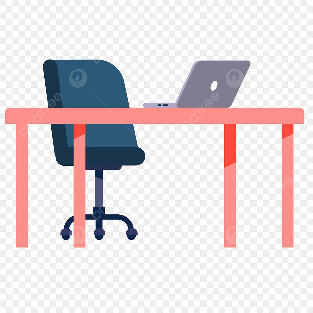 Gambar Meja Dan Kerusi Notebook Meja Pejabat Perniagaan Meja Dan Kerusi Buku Nota Meja Png Dan Psd Untuk Muat Turun Percuma