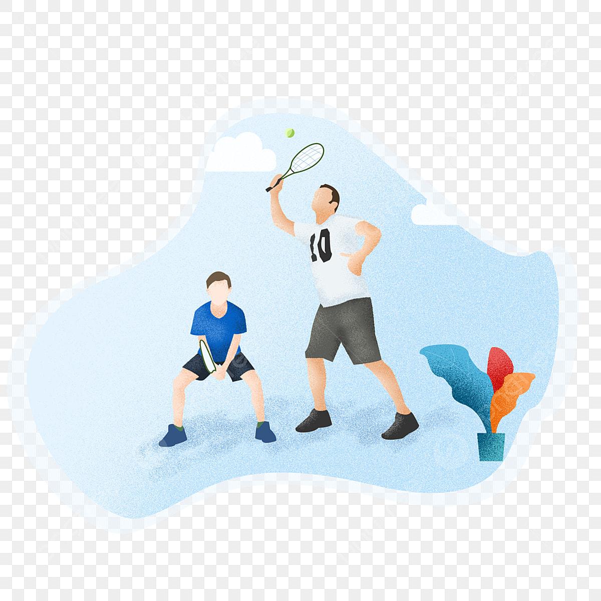 テニス イラスト スポーツ スポーツイラスト テクスチャ テニスの