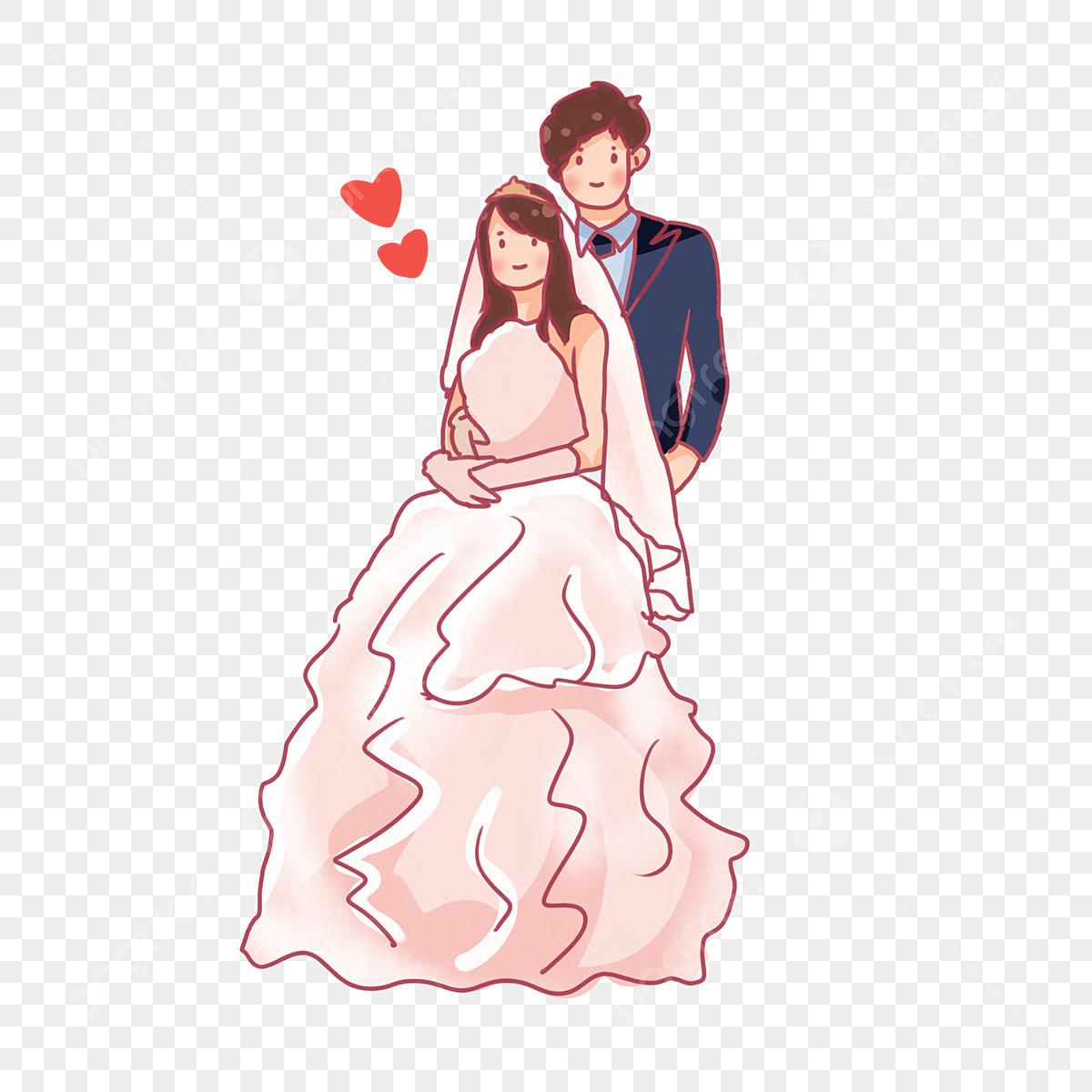 Perkahwinan Gaun Pengantin Pengantin Lelaki Pengantin
