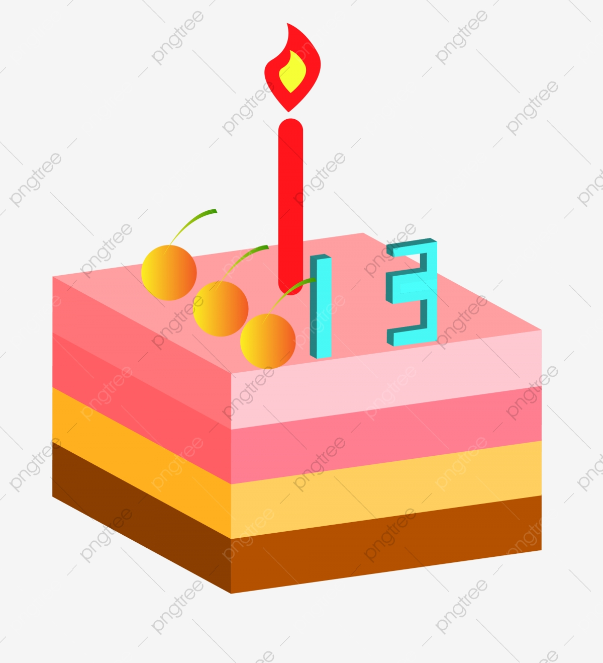 Peachy 13Th Birthday Cake Snack Cake 13 Years Old Birthday Png Funny Birthday Cards Online Eattedamsfinfo