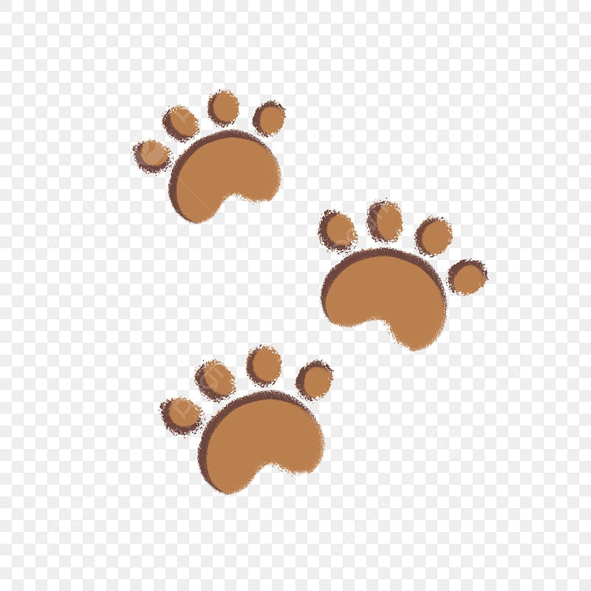 漫画動物のミニマリストの足跡イラスト 沈んだ足跡 3つの足跡 かわいい 沈んだ足跡 3つの足跡 猫の足跡 画像とpsd素材ファイルの無料ダウンロード Pngtree