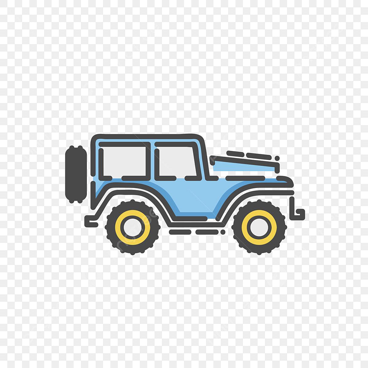 Gambar Mobil Kartun Jeep Clipart Suv Jip Png Transparan Clipart Dan File Psd Untuk Unduh Gratis