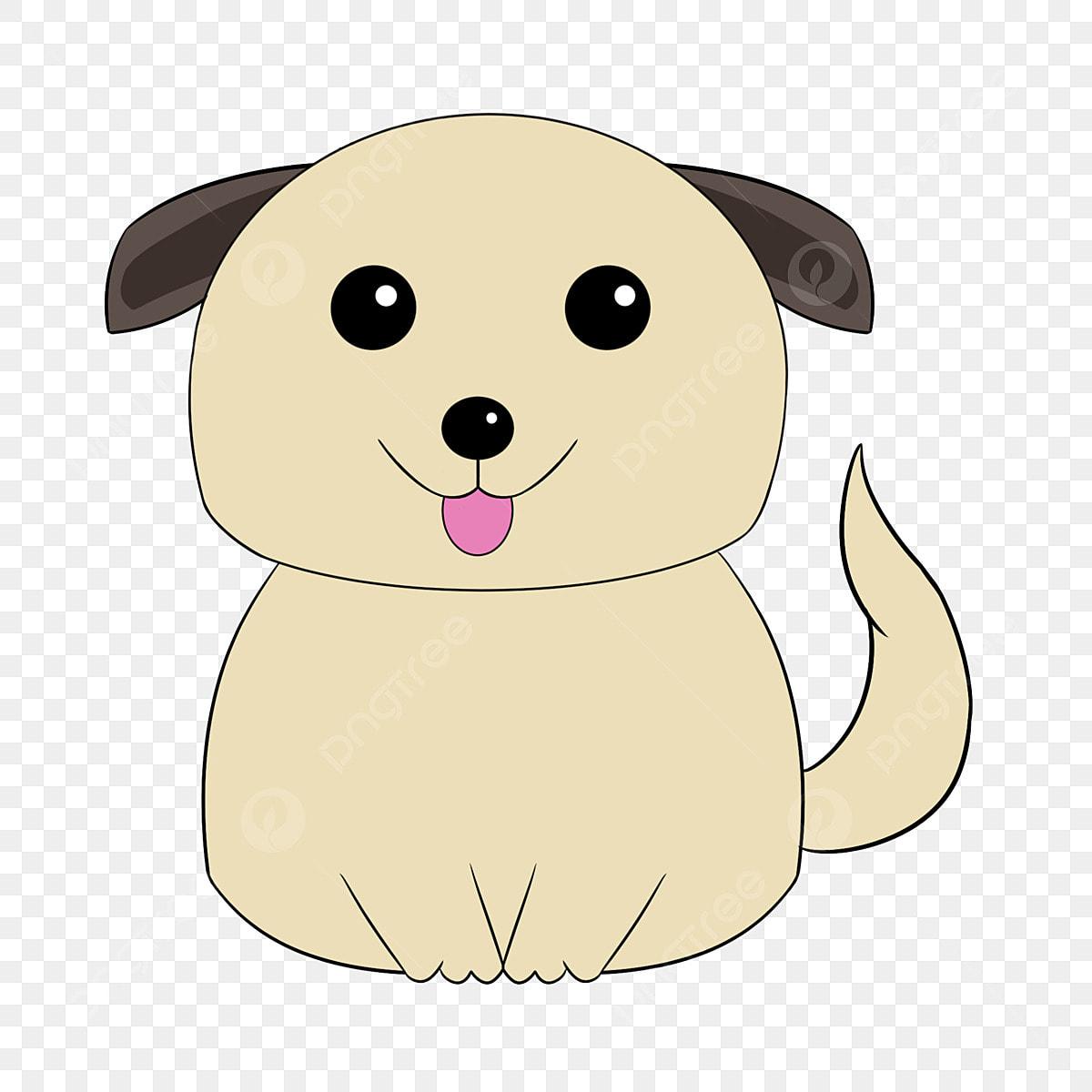 Cartoon Dog Material Vector Cartoon Dog Cartoon Cute Cute Cartoon Png Transparent Clipart Image And Psd File For Free Download