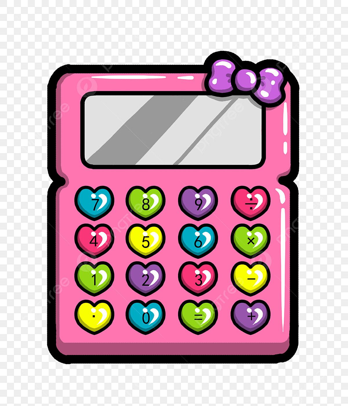حاسبة جميلة - آلة حاسبة صغيرة صغيرة Ù ...