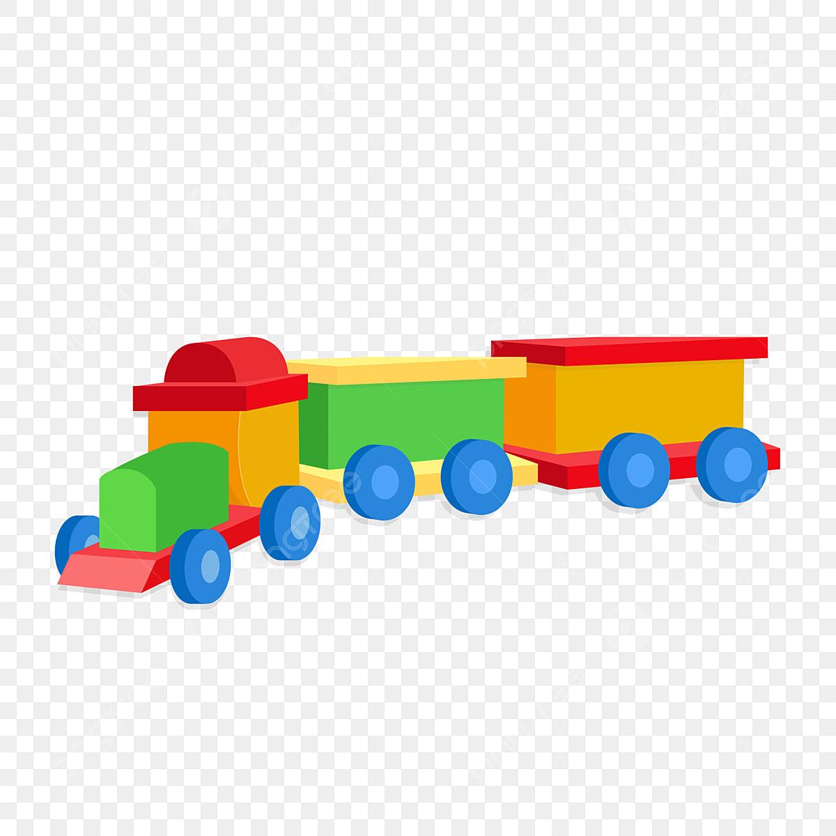 Color Building Block Train Color Building Blocks Train