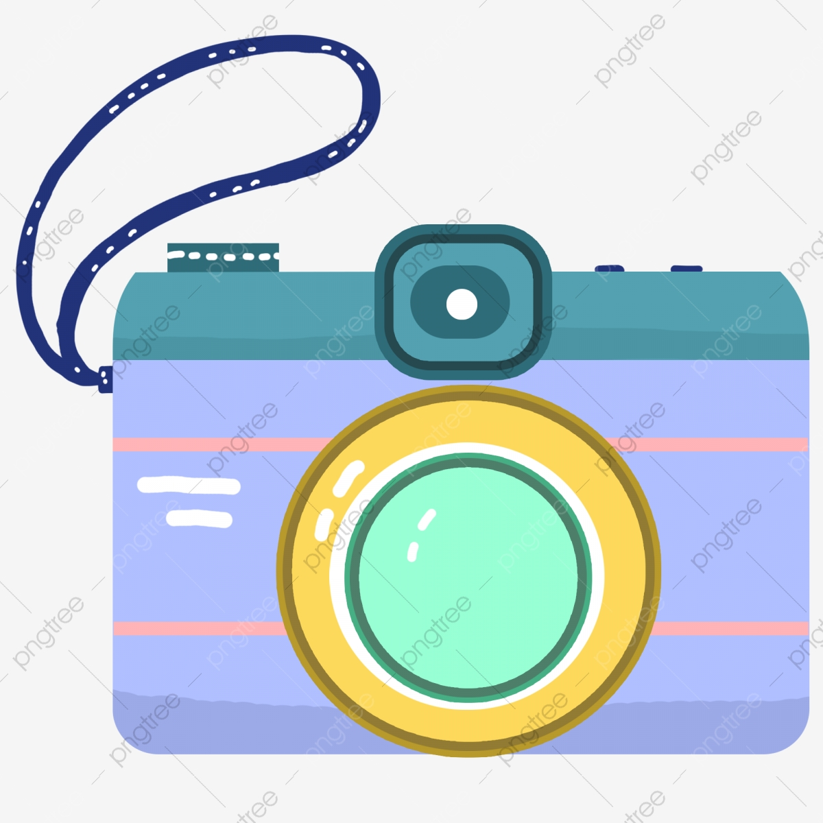 Purple Light Color Camera Illustration Purple Camera Light Fresh Camera Cartoon Camera Png Transparent Clipart Image And Psd File For Free Download