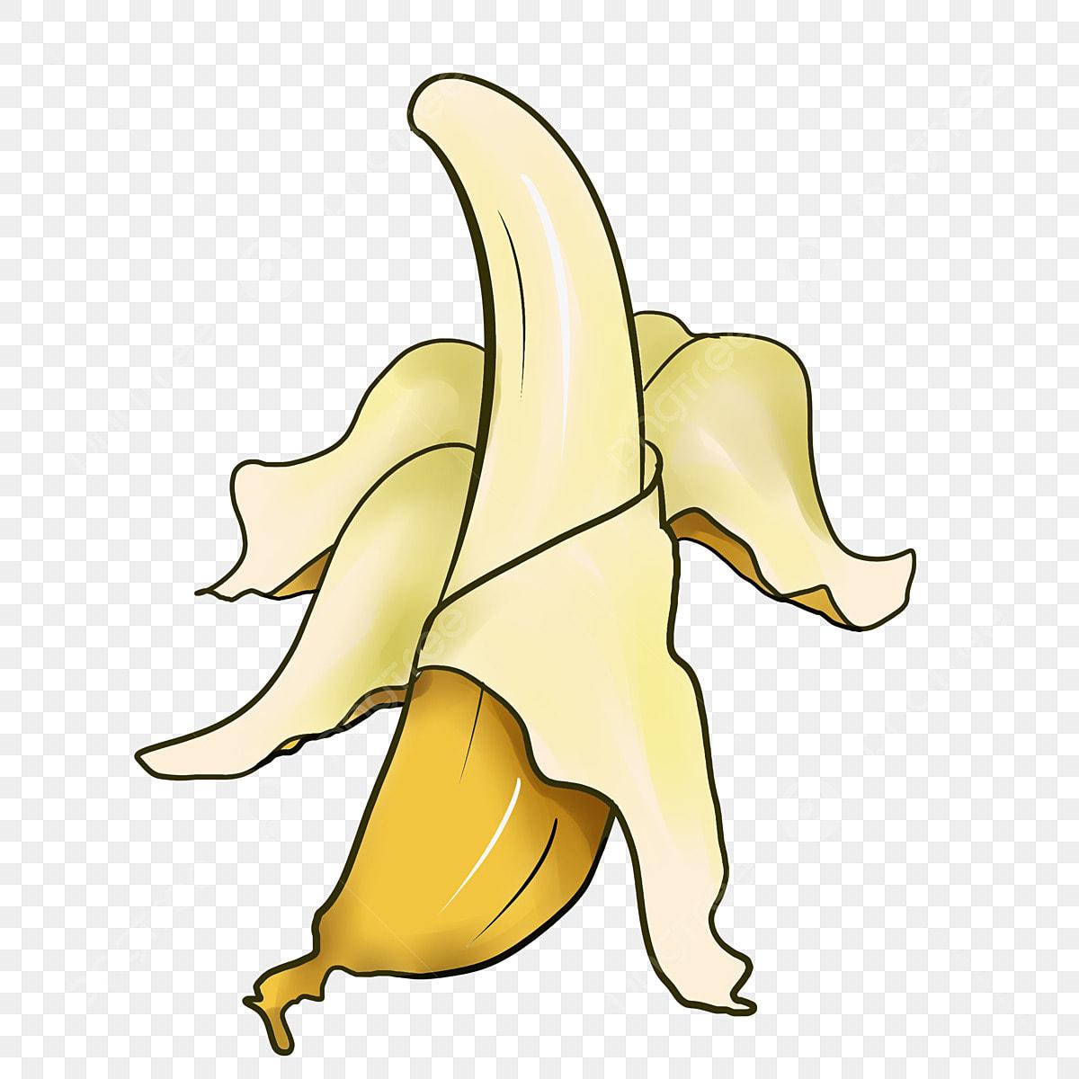 Ete Banane Dessin Anime Dessine Main D Ete Dessin Ete Fichier Png Et Psd Pour Le Telechargement Libre