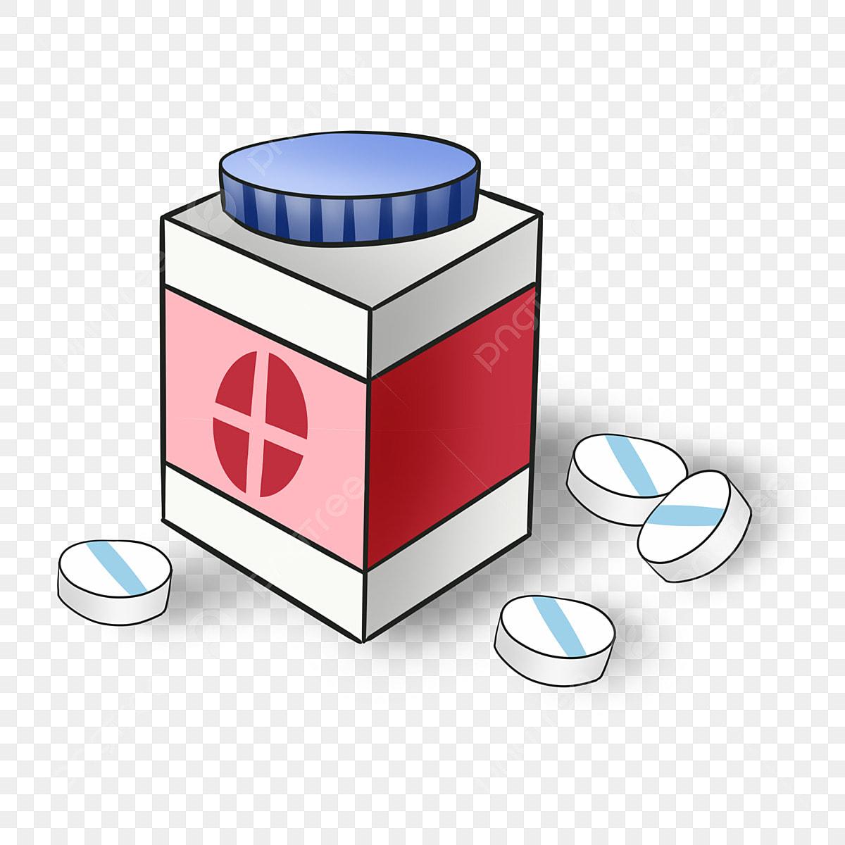 Perkara Perkara Kecil Perubatan Awam Botol Ubat Putih