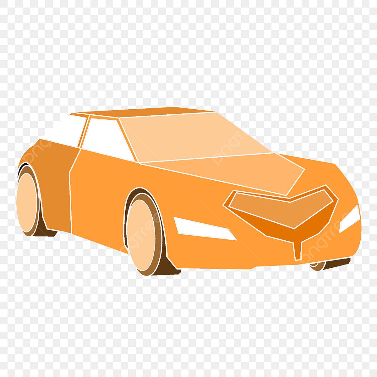 Conception automobile des véhicules à moteur de voiture de lunettes,  panneau d'affichage de paquet de tour, orange, voiture png   PNGEgg