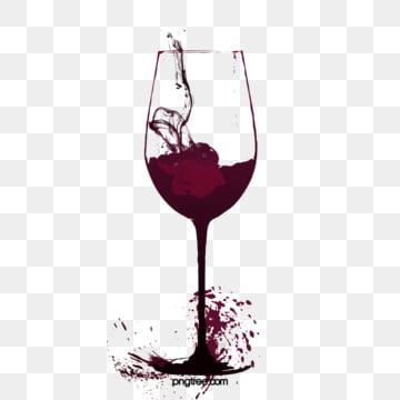 dark red splatter effect wine glass, Smoke, Infusion Feeling, Goblet PNG and PSD