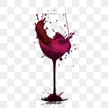textured splash effect red wine, Goblet, Ink, Edge Marking PNG and PSD