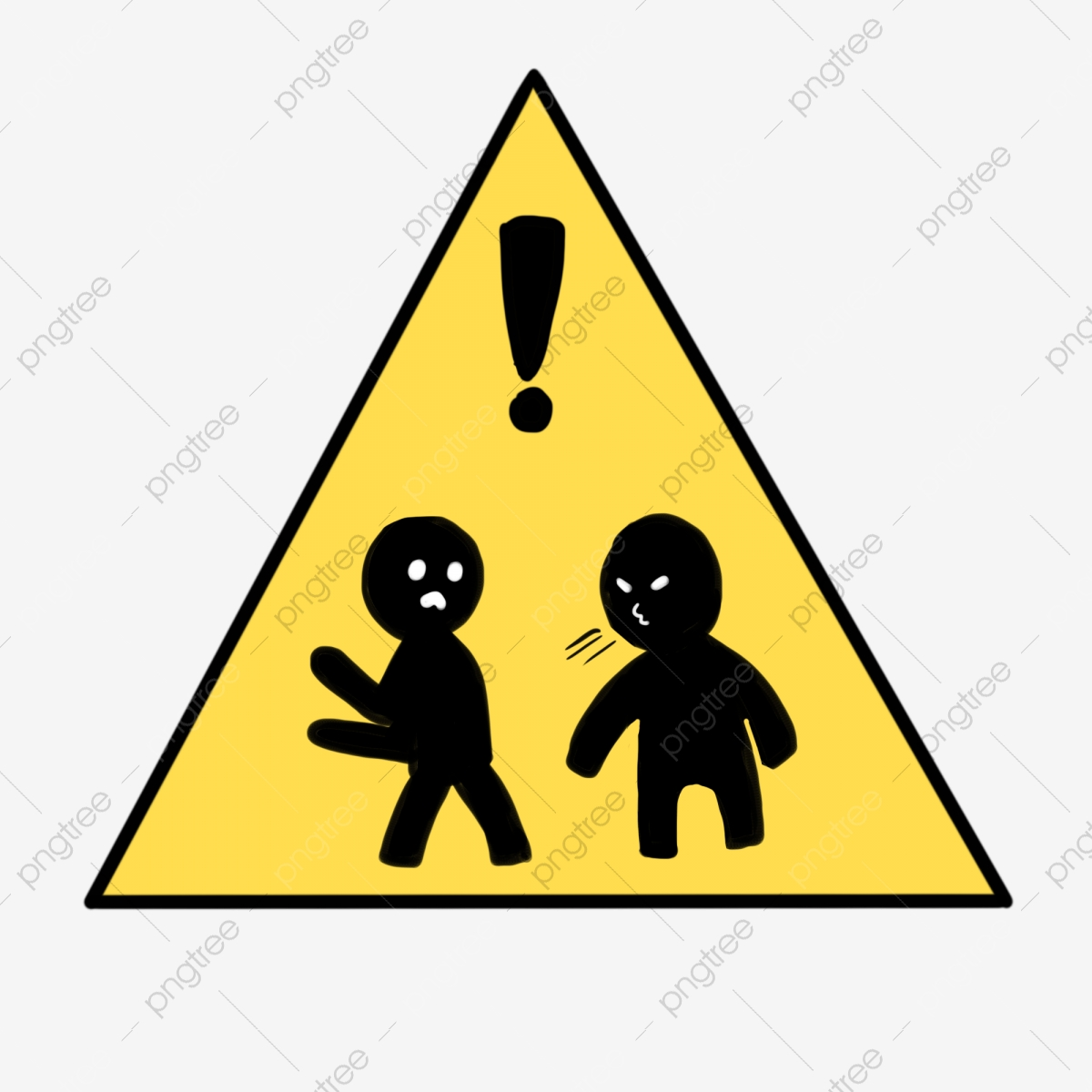 Attention To Infectious Disease Prohibition Warning Illustration Attention Clipart Attention To Infectious Diseases Cartoon Illustrations Png Transparent Clipart Image And Psd File For Free Download