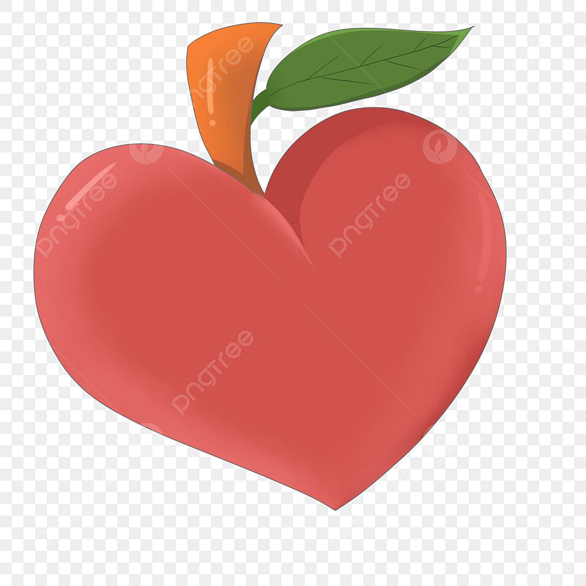 Un Coeur Damour Rouge Coeur Damour Magnifique Forme De