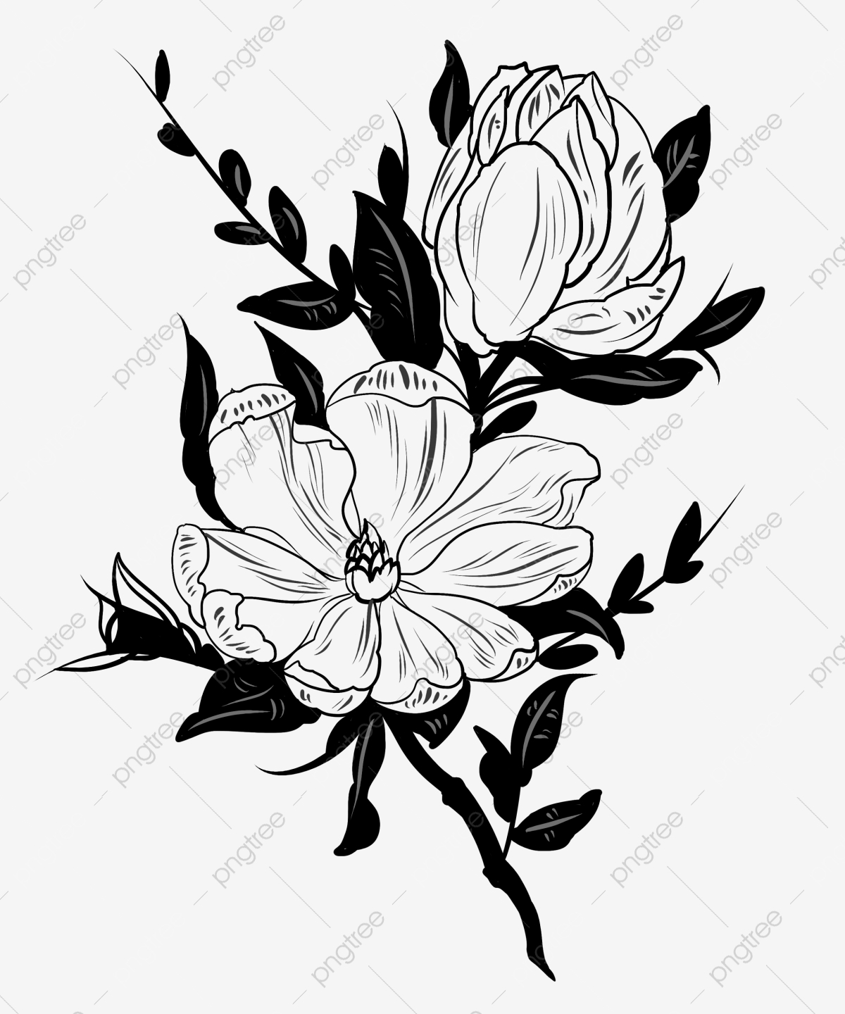 flower garden png images vector and psd files free download on pngtree https pngtree com freepng black flower garden illustration 4548408 html