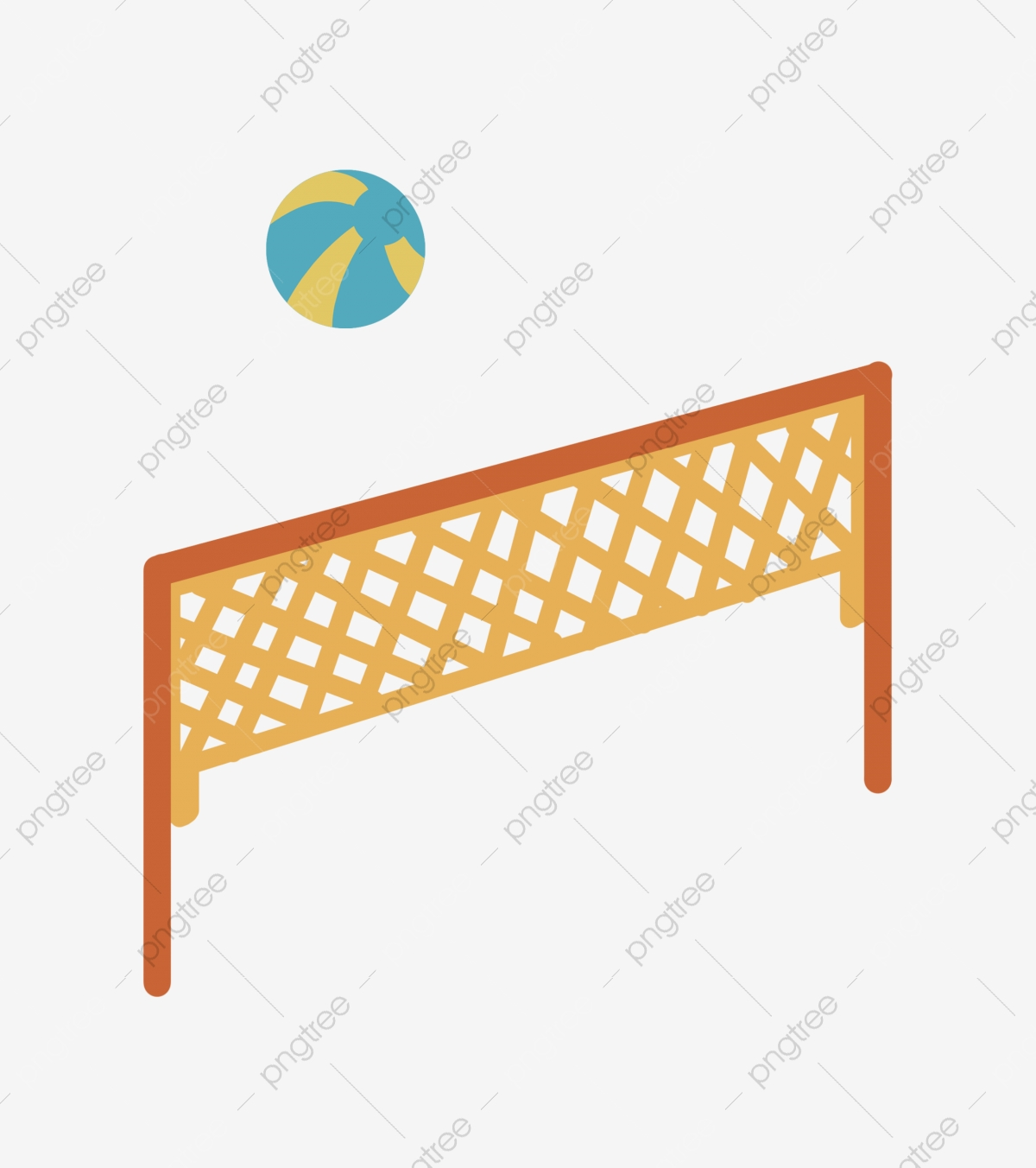 Volleyball Court Png Vector Psd And Clipart With Transparent Background For Free Download Pngtree