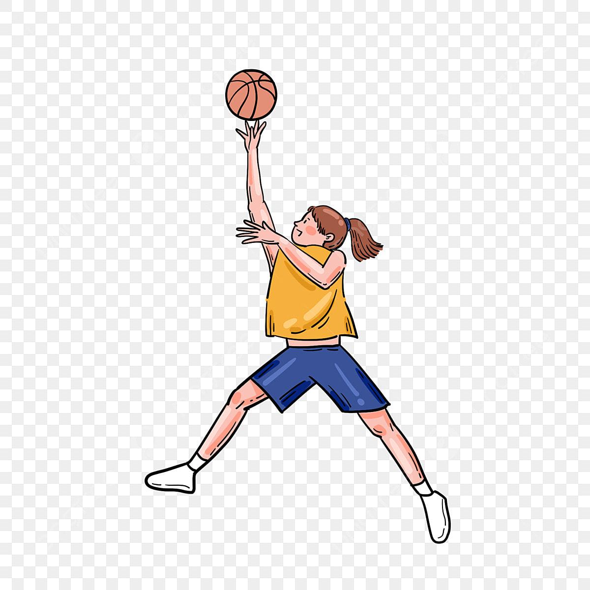 Girl Basketball Player Clipart | Clipart Panda - Free Clipart Images | Basketball  girls, Basketball players, Basketball clipart