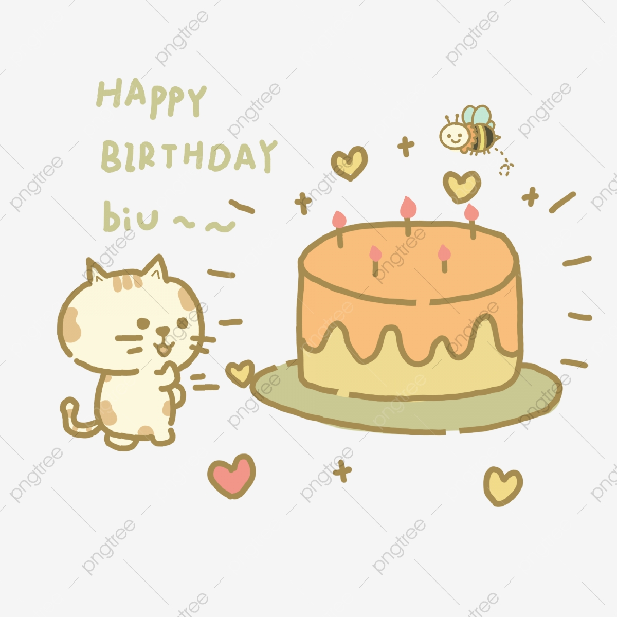 Awe Inspiring Cat Change Birthday Cake Emoticon Pack Happy Birthday Emoticon Funny Birthday Cards Online Amentibdeldamsfinfo
