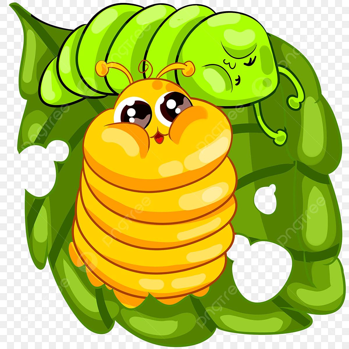 Insecte Insecte Jaune Insecte Vert Insecte Mignon Punaise Bug Jaune Bug Vert Fichier Png Et Psd Pour Le Telechargement Libre