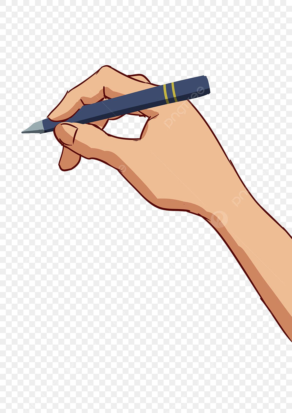عقد القلم لفتة حركة اليد عقد عقد القلم لفتة حركة اليد Png وملف Psd للتحميل مجانا