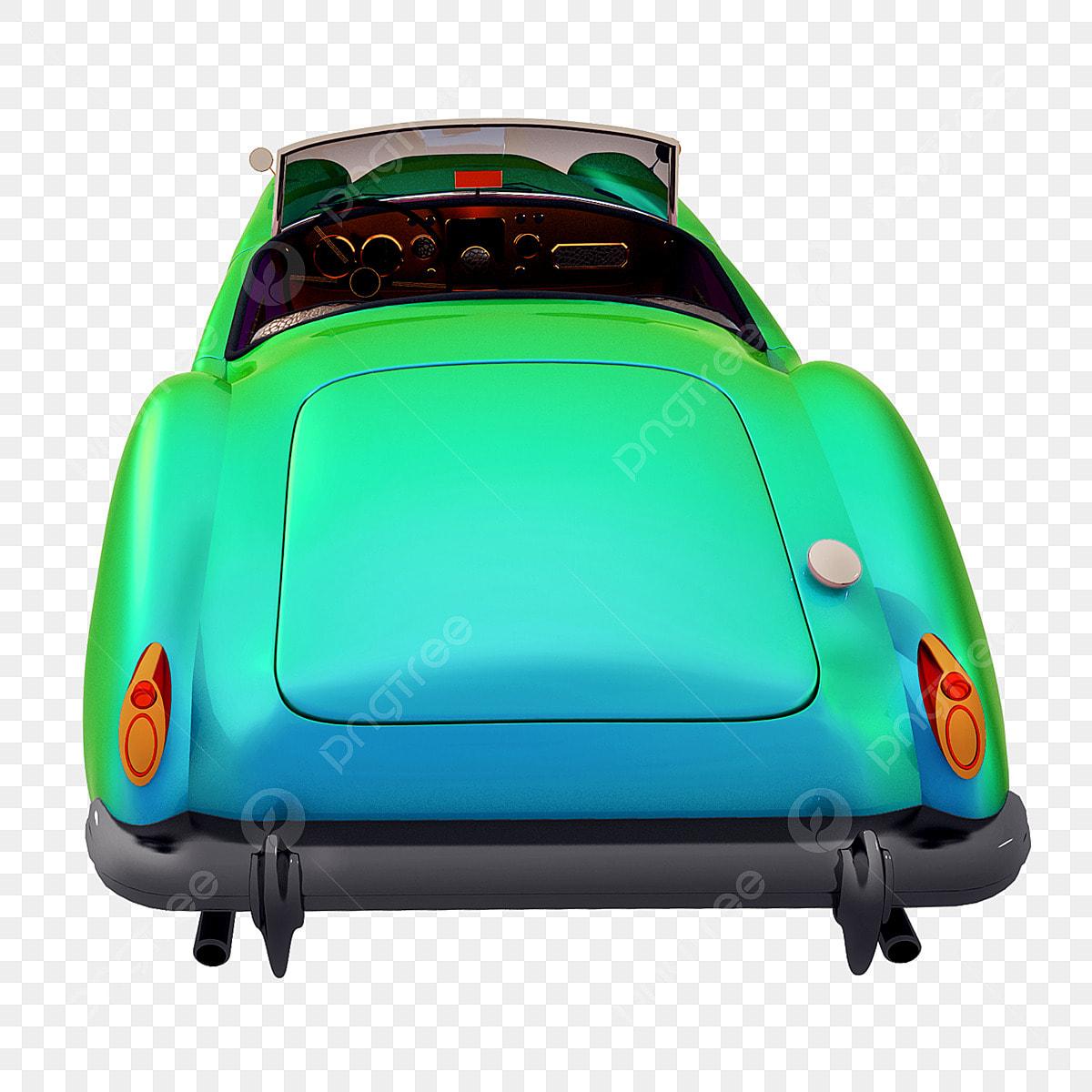 3次元 車 レトロ クラシックカー 立体テクスチャ変換png 3次元 創造