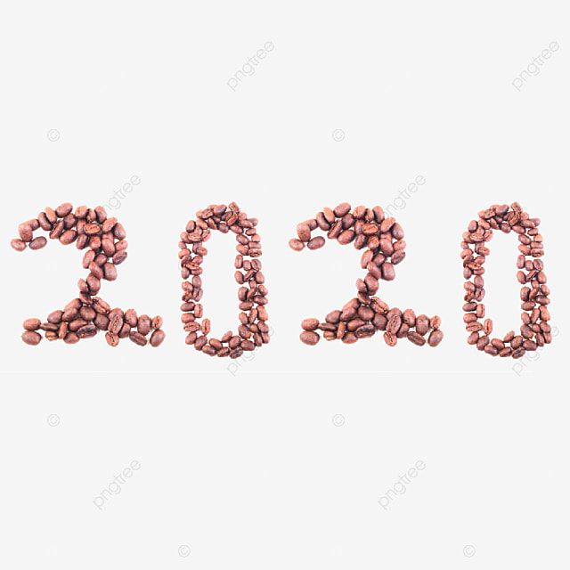 2020 By Coffee Beans Art Font For Free Download