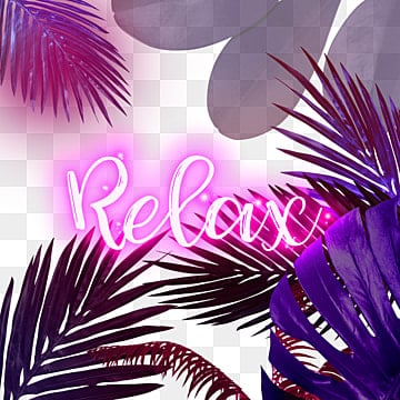 neon leaf texture element, Night, Jungle, Night PNG and PSD