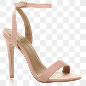High Heel Ladies Shoes PNG Images