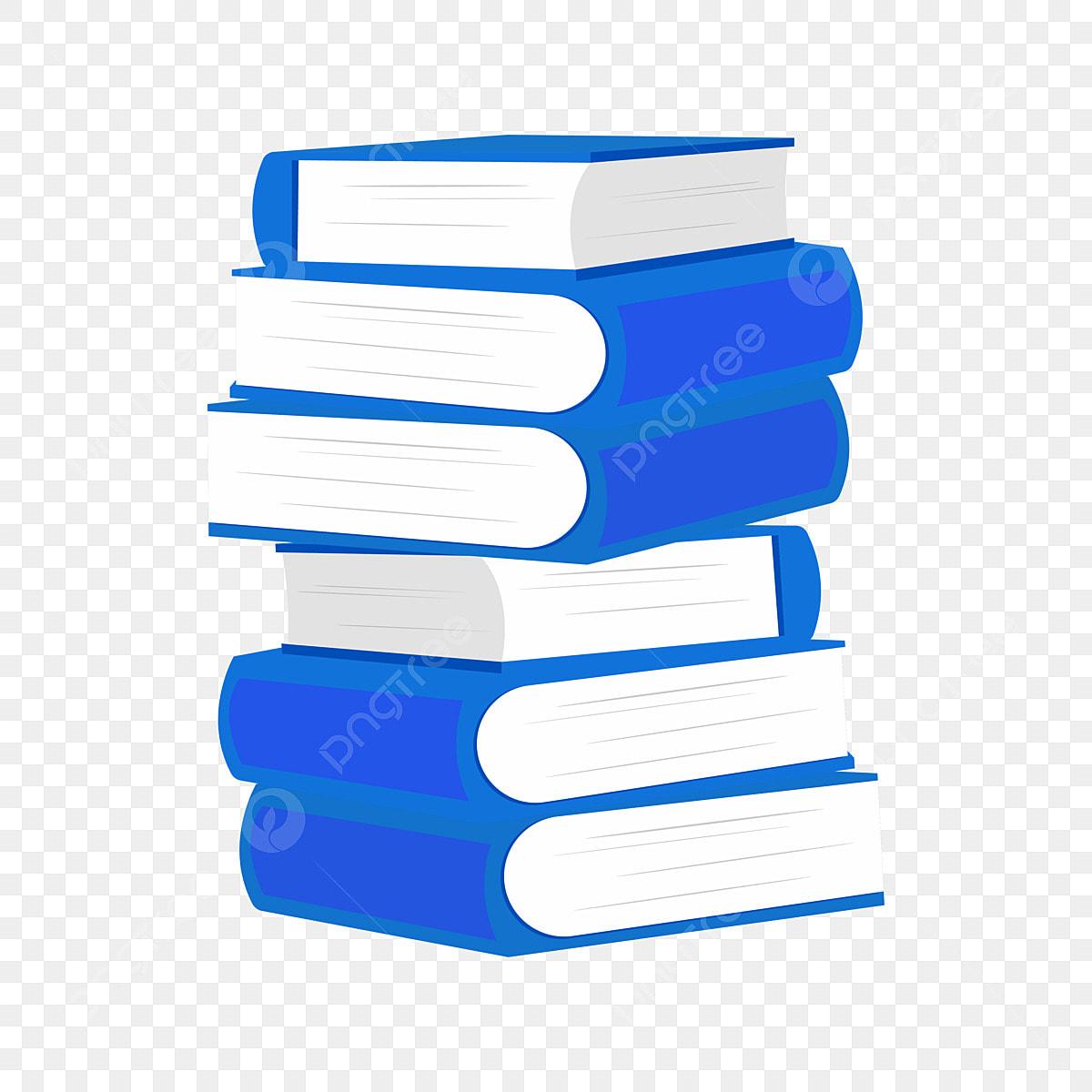 Livre Bleu Une Pile De Livres Livre Bleu Une Pile De Livres