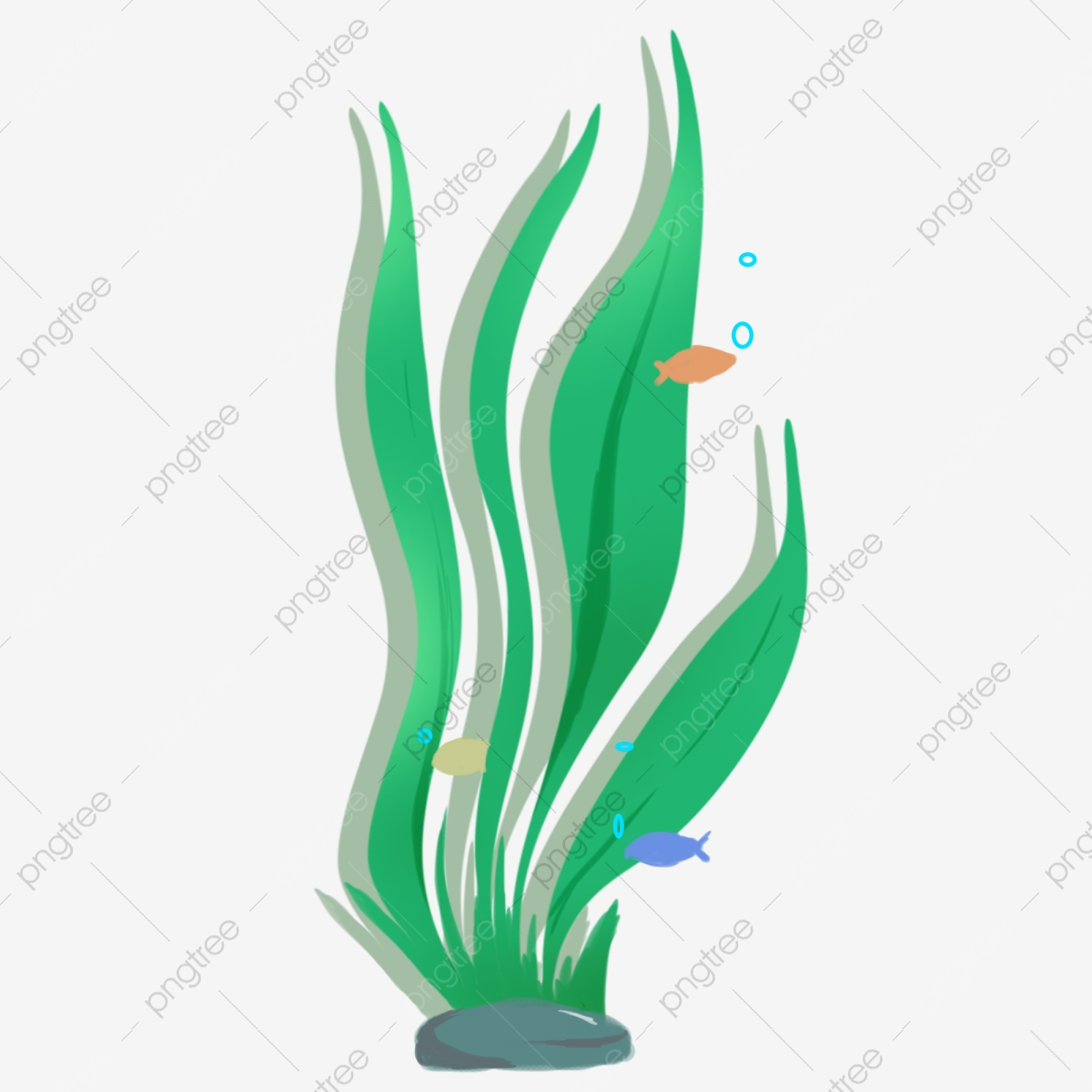 cartoon cute underwater grass and small fish seabed water grass cute png transparent clipart image and psd file for free download https pngtree com freepng cartoon cute underwater grass and small fish 4594719 html
