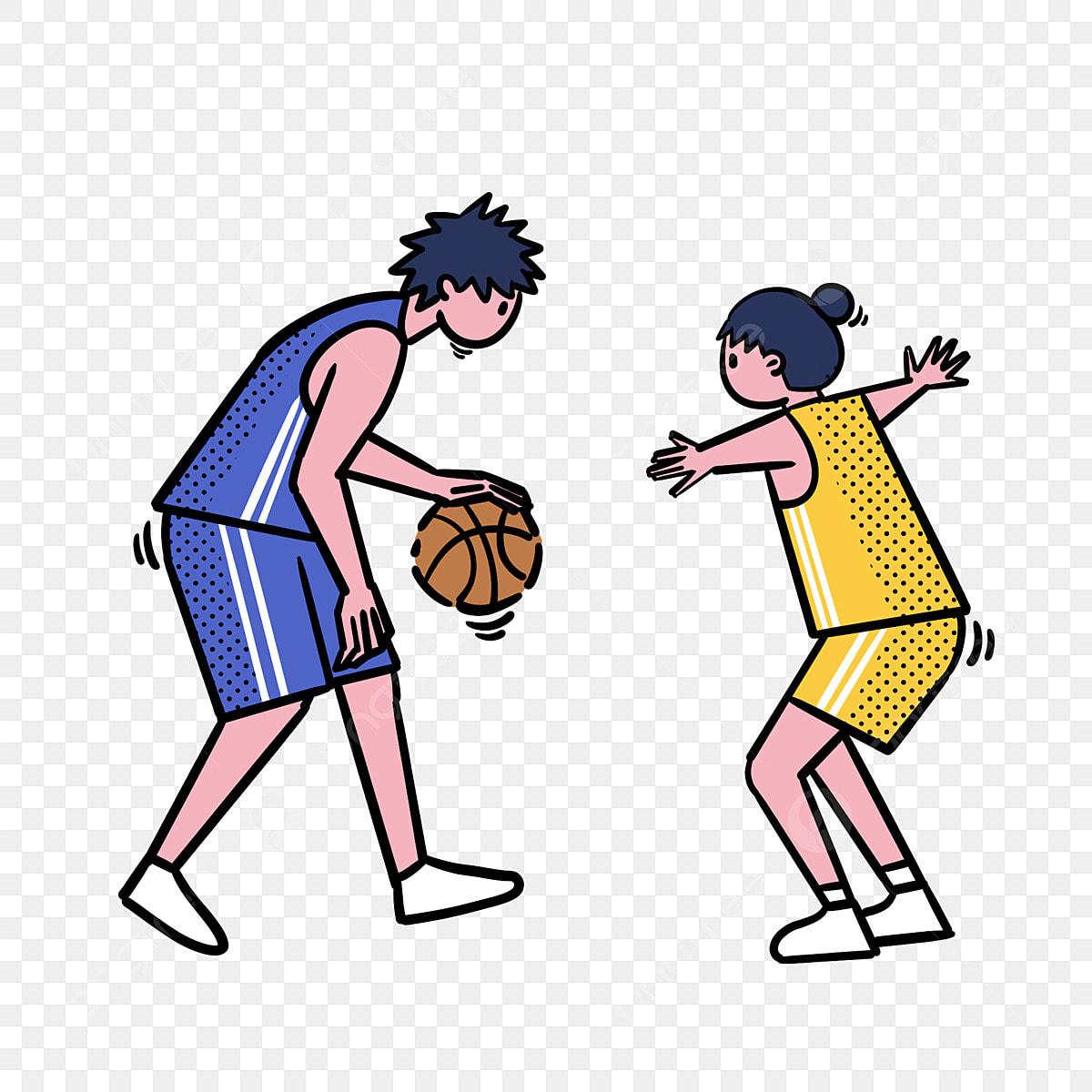 Girls Basketball Clip Art - Royalty Free - GoGraph