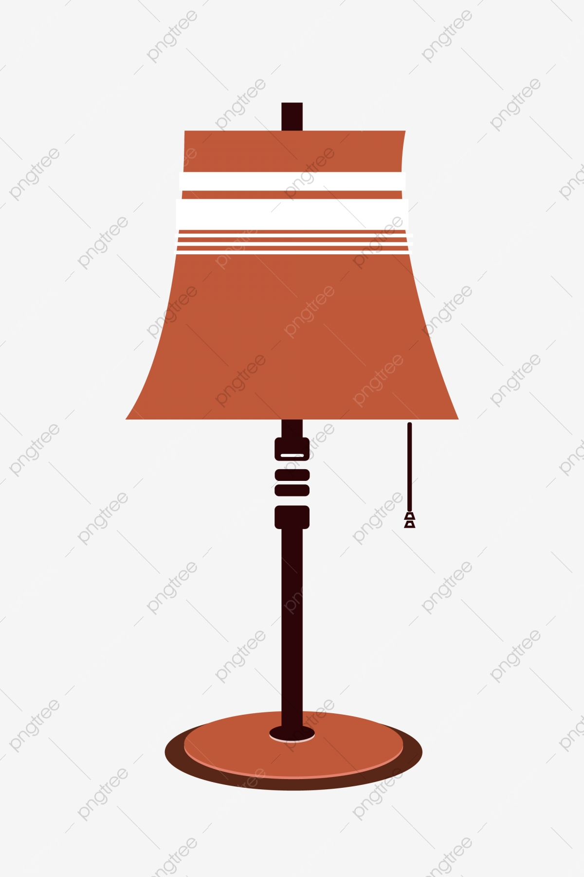 Office Supplies Table Lamp