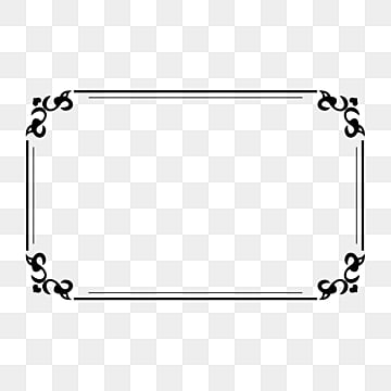 Border Design Png Images Vector And Psd Files Free Download On Pngtree