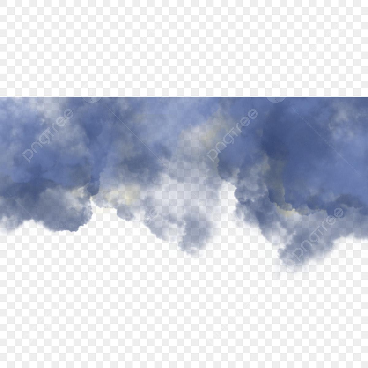 gambar elemen kabus awan biru biru kreatif awan png dan psd untuk muat turun percuma https ms pngtree com freepng blue cloud fog element 4674173 html