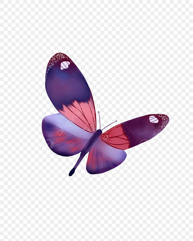 Butterflies, HD Png Download - vhv