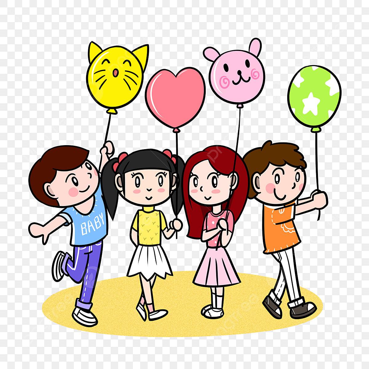 الرسوم المتحركة الطفل الصبي فتاة شفاف القاع اطفال Png وملف Psd للتحميل مجانا