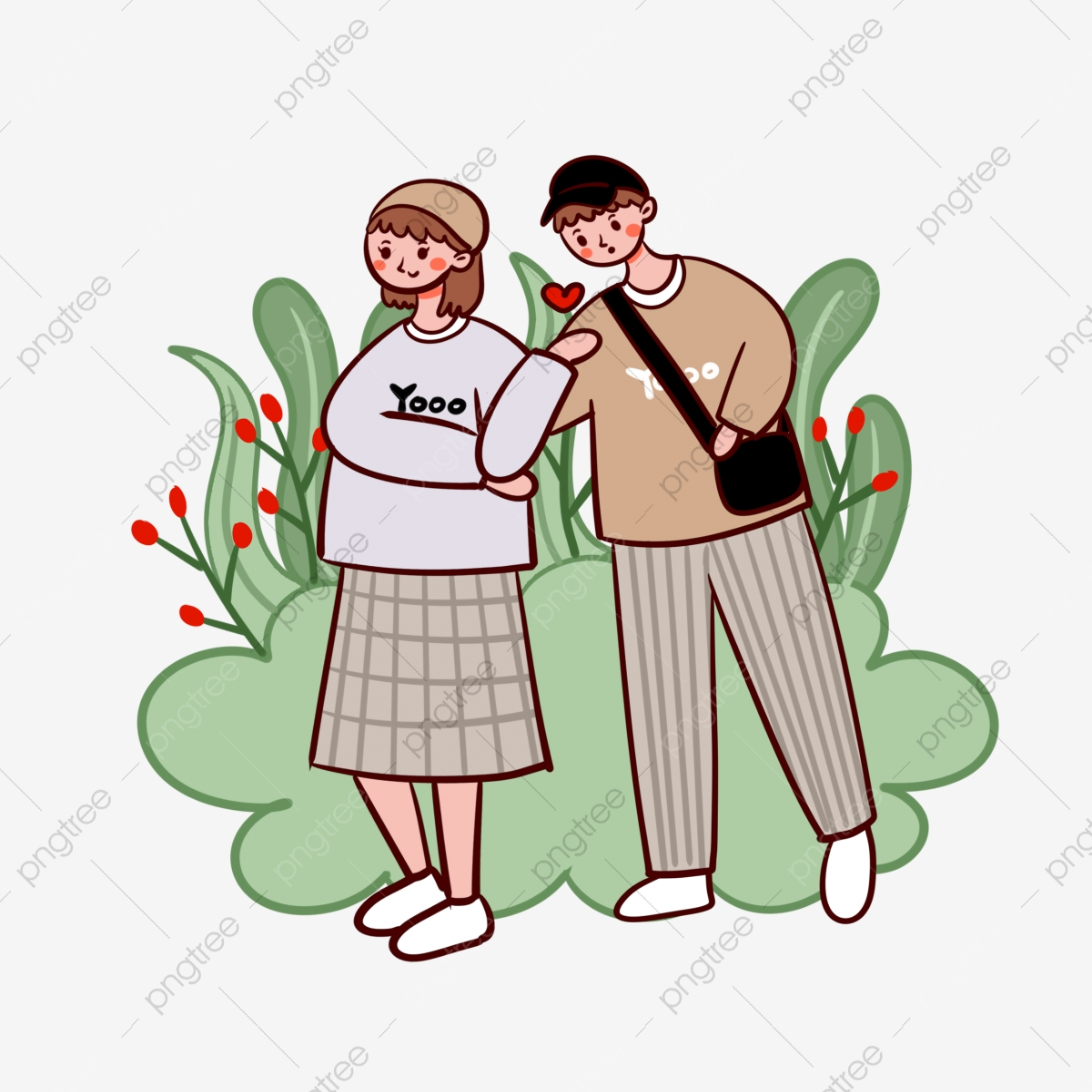 30+ Gambar Kartun Korea Pasangan Romantis - Gambar Kartun Mu