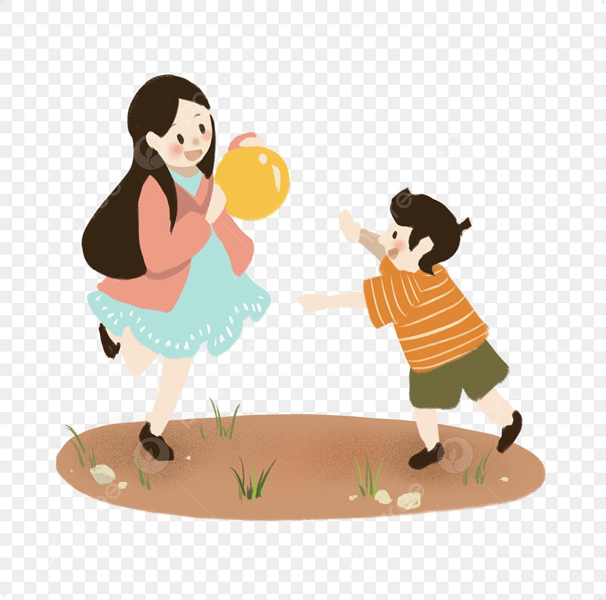 Gambar Kartun Kartun Comel Rumput Kartun Ibu Bapa Kartun Rumput Aktiviti Rumput Kartun Png Dan Psd Untuk Muat Turun Percuma